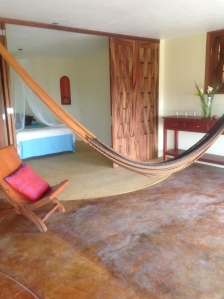 Our new super comfortable handmade hammock